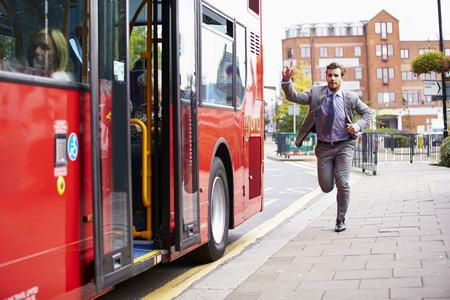 Wypadek w transporcie publicznym na terenie UK